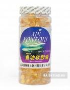 "Капсулы с Омега-3 ""Жир глубоководных рыб"" (Konfoni fish oil)"