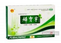 Тампоны «Фубаонин» (Fubaoning) для лечения воспалительных заболеваний