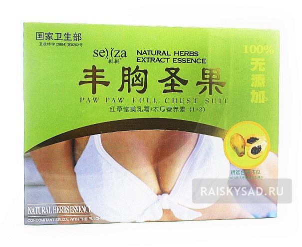 Массаж для увеличения груди на 1 2 размера