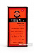 """Пилюли от диареи """"Fishing Pill IV"""" (Hewei Zhengchang Wan)"""