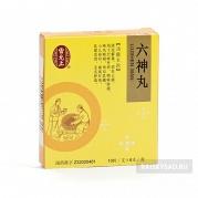 """Пилюли шести чудес """"Лю Шэнь Вань"""" (Liu Shen Wan) для лечения заболеваний горла"""