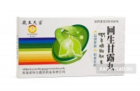 """Восстановительные пилюли для легких """"Хуэйшэн Ганьлу Вань"""" (Huisheng Ganlu wan)"""