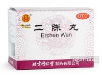 """Пилюли """"Эр Чэнь"""" (Erchen Wan) для лечения кашля"""